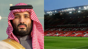 'Completely false': Saudi crown prince NOT plotting $4.9bn Man Utd takeover bid, minister says