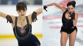 Medvedeva v Tuktamysheva: Talented twosome set to battle for World Championships spot