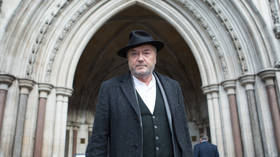Galloway slams 'Seven Dwarfs' for ditching Labour, says he wants to rejoin party (VIDEO)