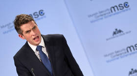 Munich Security Conference: Gavin Williamson strikes again