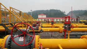 Russia's Gazprom to start China gas pipeline by December 1