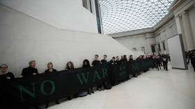 'Massive slap in the face': Activists slam British Museum's ties to BP