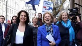 Three Tory MPs quit party to join rebel Labour MPs' breakaway group