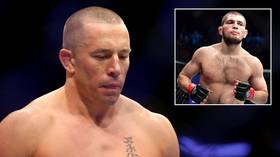 Georges St-Pierre set to announce retirement following failure to secure Khabib Nurmagomedov bout