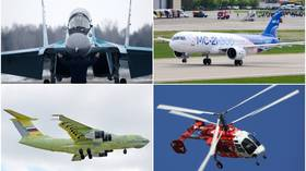 Substitute for Boeing Max? Russian MC-21 passenger jet to debut at MAKS 2019 Air Show
