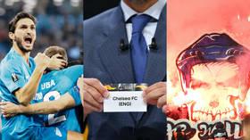 Chelsea head to Kiev, Russian teams get Spanish dates in UEFA Europa League Last 16 Draw