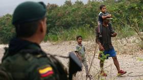Death & displacement in Colombia, but silence from Washington – Lee Camp