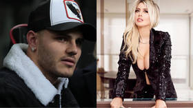 'Walk away when they don't value you': Icardi wife hints at Inter exit amid contract dispute