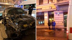 HORRIFIC car crash in St. Petersburg: Two killed including American citizen (VIDEO)