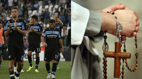 'We don't need magicians': Lazio reject claims they conducted 'exorcism' to rid team of struggles