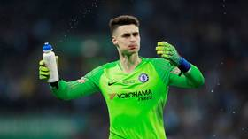 'He should never play for Chelsea again': Kepa slammed after refusing to be subbed by manager Sarri