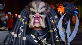 Bizarre alien festival takes over UFO hotspot (PHOTOS, VIDEO)