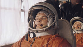 Russian space agency red-faced after omitting Gagarin's flight from historic list of space missions