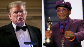Trump slams Oscar-winner Spike Lee for 'racist hit on your President'