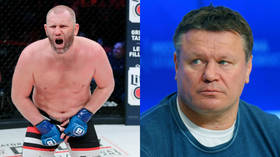 'I'll hit you in the balls, see how you feel' – Kharitonov to ex-UFC champ Taktarov after faker jibe