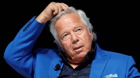 Patriots owner Kraft 'faces imminent arrest warrant' amid charges of soliciting prostitution