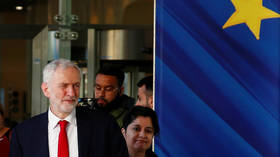 UK Labour to support a second Brexit referendum – Jeremy Corbyn