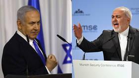 Netanyahu says 'good riddance' as Iran's FM Zarif resigns