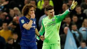 'I made a big mistake': Chelsea stopper Kepa apologizes, fined week's wages after Cup Final sub snub