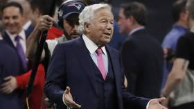 Patriots owner Kraft 'visited parlor for sex on day of AFC Championship Game' – authorities
