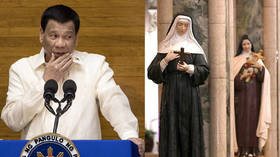 'Who needs religion like that?' Catholic Church will be gone in 25 years, Duterte says