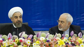 Iran's President Rouhani does not accept Foreign Minister Javad Zarif's resignation