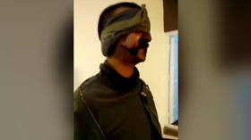 1st VIDEO of captured and injured Indian pilot released by Radio Pakistan