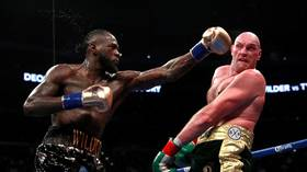 'You sorry muthaf*cka': Wilder hits out at Fury as rematch hopes on the ropes