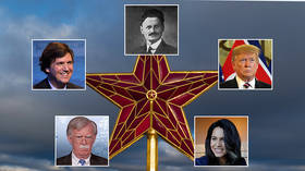 From Tulsi Gabbard to Tucker Carlson: Russian stooges ranked!