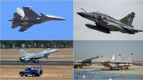 From F-16s & Russian MiGs to old French planes: What India & Pakistan can unleash in air combat