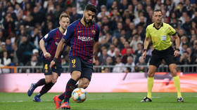 'Suarez trolling everyone!' Barca ace pulls off audacious 'Panenka' pen vs Real