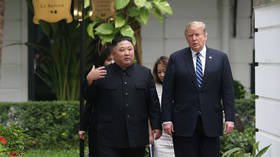 Kim willing to denuclearize, allow US liaison in Pyongyang as 2nd day of Hanoi summit begins