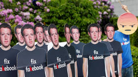 Whistleblower claims Facebook employing 'deboosting' tools to suppress conservative content