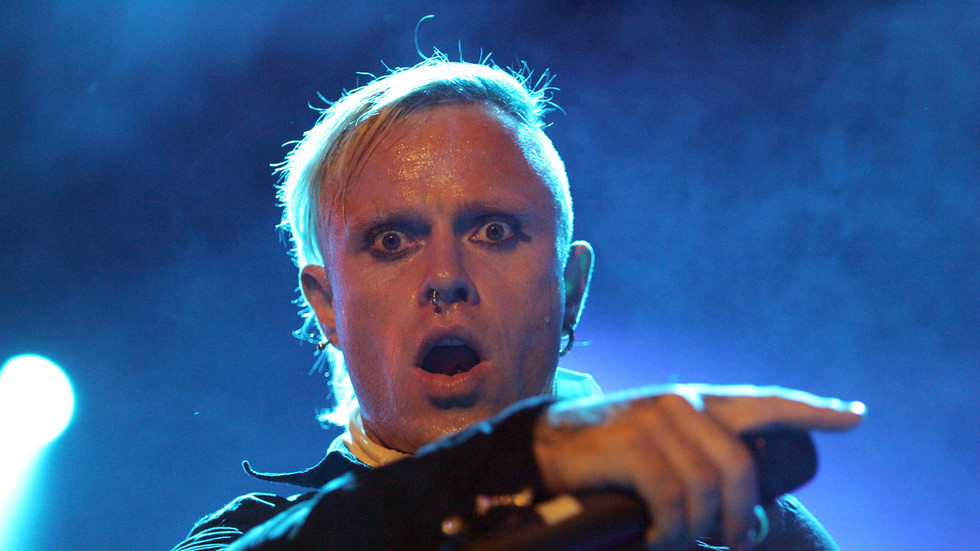 Prodigy frontman Keith Flint dies aged 49