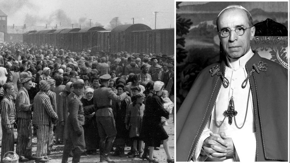 Pope to open secret archives of wartime pontiff, shedding light on Vatican's Holocaust actions