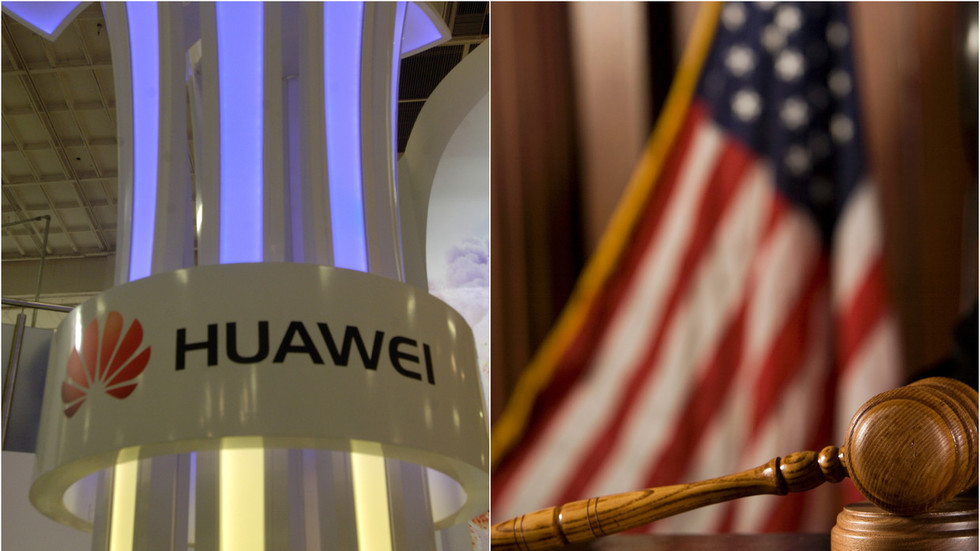 Huawei or highway: Chinese giant to sue US government over tech ban