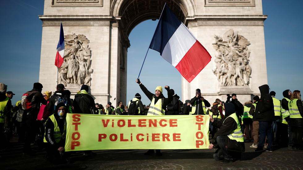 UN human rights rep demands 'full investigation' on France's 'excessive force' against Yellow Vests
