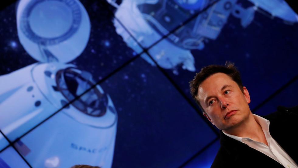 'Excellent engineering & best engine': Musk praises Russian rockets after Crew Dragon test flight
