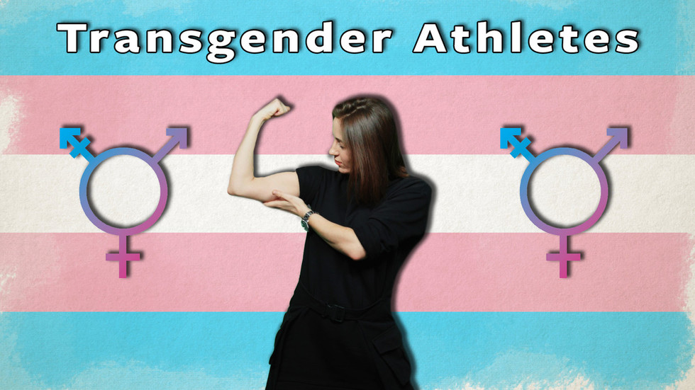 #ICYMI: Transgender athletes: Playing the field or playing the system?