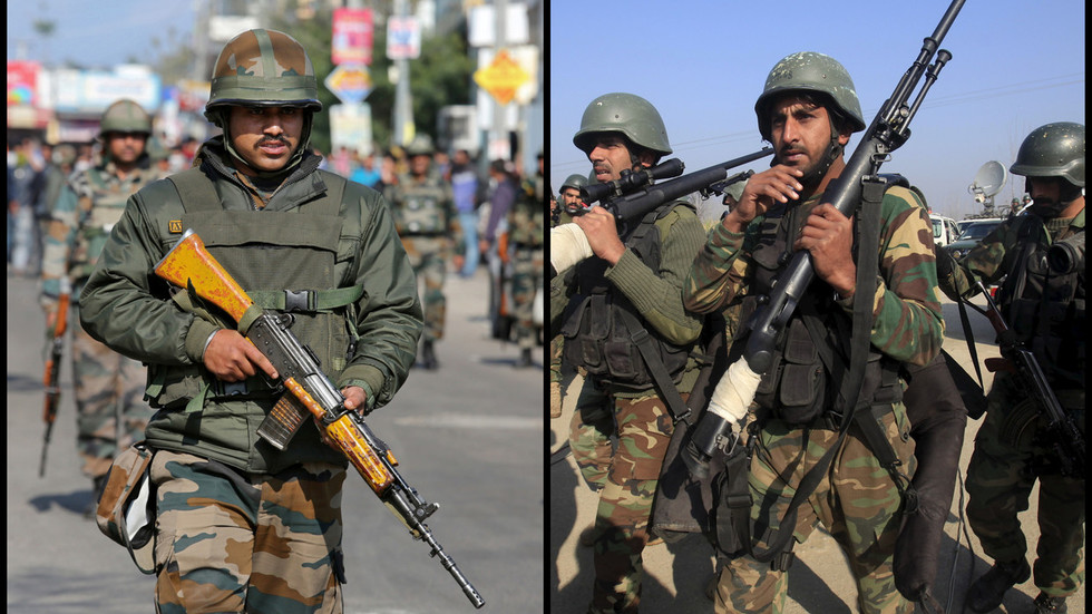 Calling for peace, pointing fingers: SophieCo gets an Indian & Pakistani perspective on Kashmir