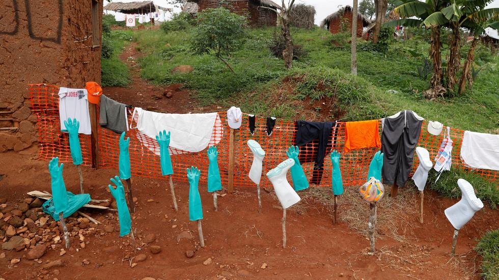 Congolese militia attacks Ebola treatment facility at center of epidemic