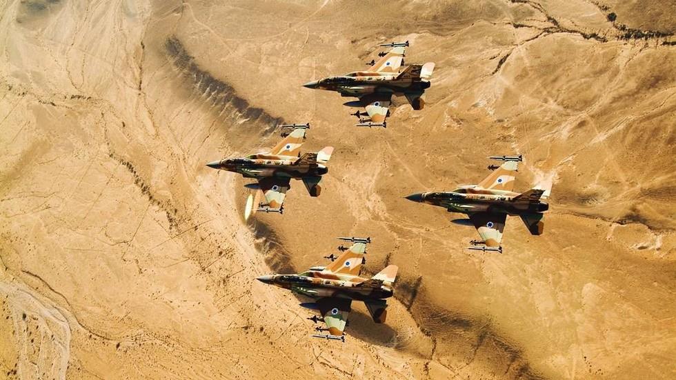 Israel hammers Gaza for 3rd night in 'vigorous response' ordered by Netanyahu