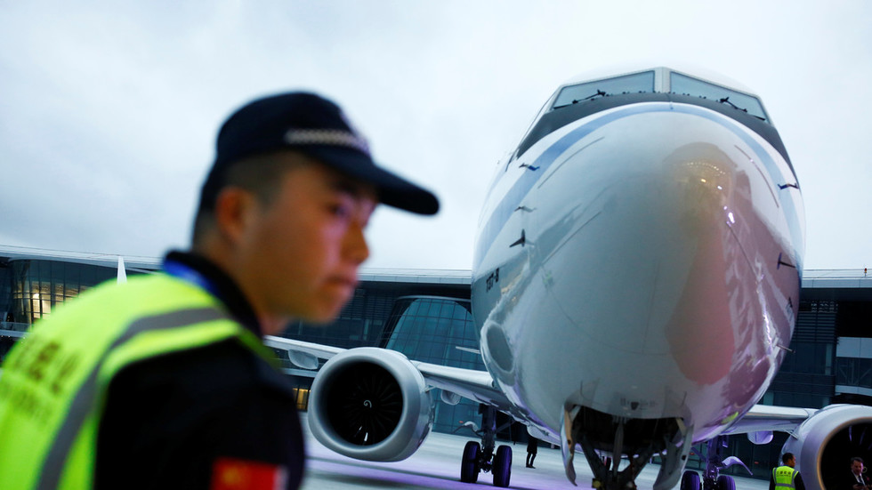 China grounds its 737 MAX fleet after latest-gen Boeing jet suffers 2nd crash in 5 months