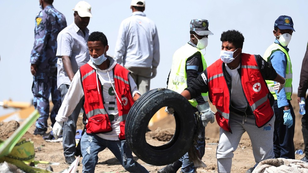 Both black boxes from crashed Ethiopian Airlines flight recovered