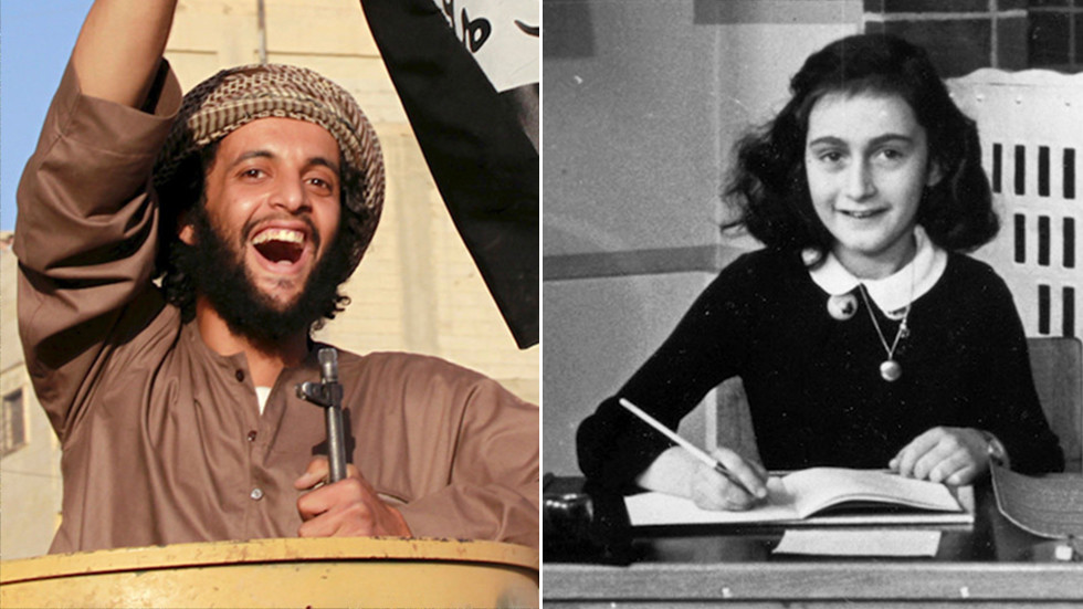 Anne Frank Center slammed for 'comparing' returning ISIS fighters to Jews fleeing Nazi Germany