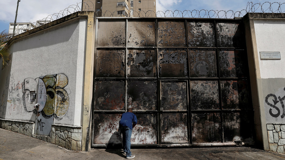 Maduro says 2 perpetrators of power grid 'sabotage' captured