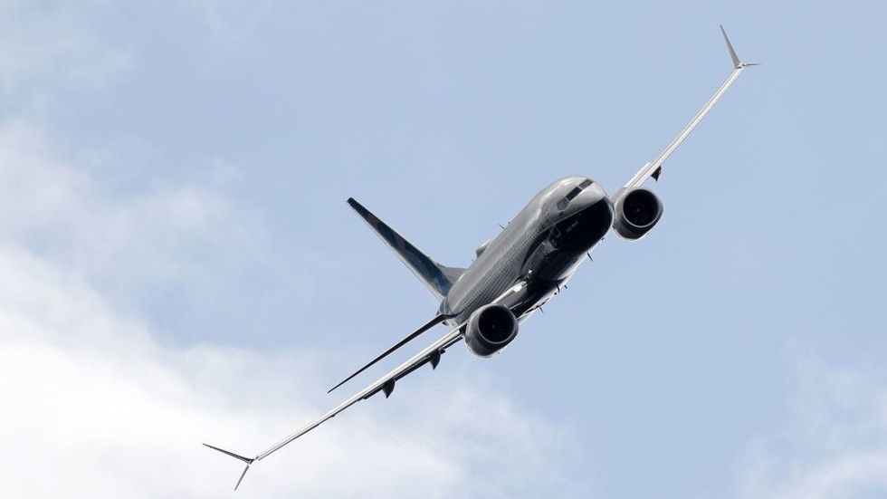 Troubled Boeing 737 MAX 8 planes banned from UK airspace