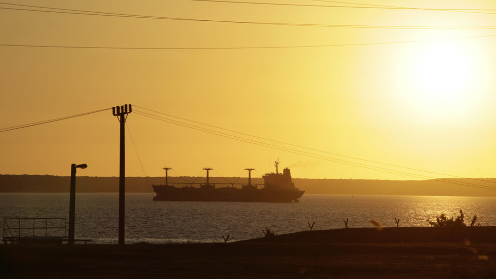 Bolton threatens companies shipping Venezuelan oil to Cuba