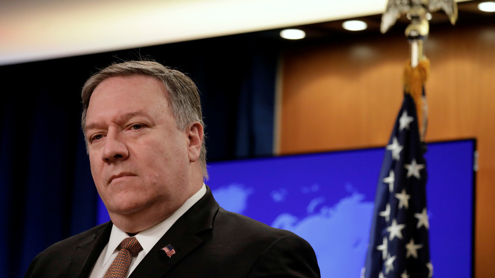 'Change your course!': Pompeo threatens ICC over US war crimes probe