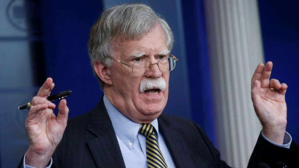 Moscow skeptical as Bolton throws out idea of new arms...